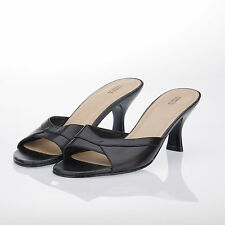 Marks and Spencer Mules 100% Leather Upper Shoes for Women