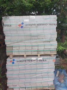 block paving bricks, New,Grey