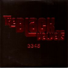 THE BLACK VELVETS - 3345 - RARE PROMO CD SINGLE - CARD COVER - MINT
