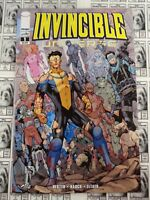 Invincible Universe (2013) Image - #1, Post Issue #100, Hester/Nauck, VF/NM