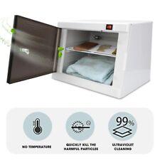 Towel Warmer  Sterilizer Cleaning Hot Heater Cabinet Beauty Salon 2Layers