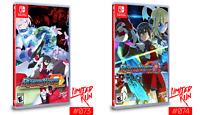 Blaster Master Zero 1 & 2 Bundle Nintendo Switch Limited Run #073/074 LRG Sealed