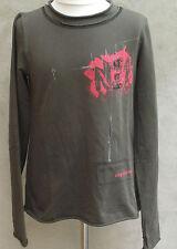 ° COP COPINE °- T-shirt sweat kaki modèle ULU Taille 1
