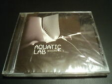 """CD NEUF """"AQUATIC LAB SESSIONS VOL.1"""" 12 morceaux"""