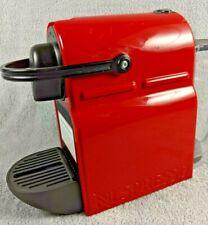 Nespresso Inissia Espresso Machine C40 Original (NOT Breville) Red Excellent