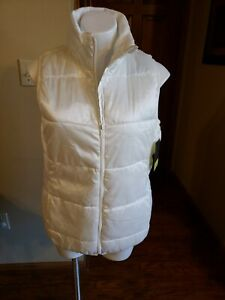 2X XERSION WOMENS QUILTED VEST SIZE