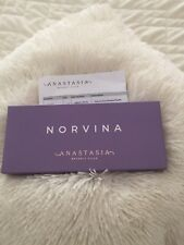 Anastasia Beverly Hills Norvina Eye Shadow Palette w/rec Read No Fees AUTHENTIC