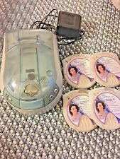 EUC Febreze ScentStories Player Air Freshener w/ 4 Relaxing in the Hammock Discs