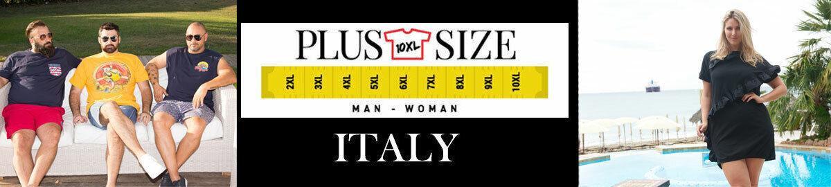 Taglie Forti Uomo - Plus Size 10 XL
