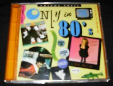 Only in the 80's Vol 3 CD 1995 Never Been Used Benatar Berlin The Bangles