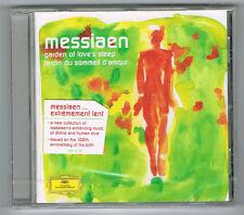 MESSIAEN - JARDIN DU SOMMEIL D'AMOUR - CD 8 TRACKS - 2008 - NEUF NEW NEU