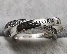 Pandora Ring Silver 196547CZ Pandora Promise S925 ALE SIZE 56