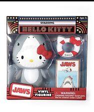 Universal Studios Exclusive Hello Kitty Jaws 3 Piece Vinyl Figure New in Box