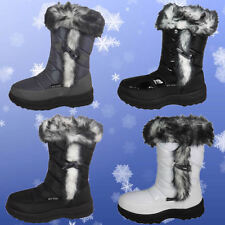 Synthetic No Pattern Snow, Winter Women's Boots