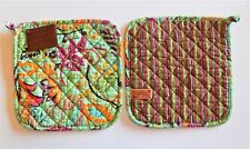 """Great Finds """"Marla"""" Paisley Print Quilted Hot Pad  ~  FREE SHIPPING"""
