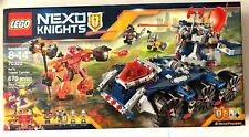 LEGO Nexo Knights Axl's Tower Carrier Brand New Sealed