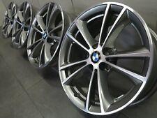 17 Zoll Alufelgen original BMW 5er G30 G31 Styling 631 6863417 Felgen Felgensatz