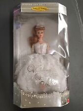 Barbie WEDDING DAY 1960 fashion & doll Reproduction Collector Edition 1996