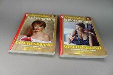 2 ältere Romanbände - Franziskas Schlossromane - 2x3er Band - Nr. 179 +183 /S146