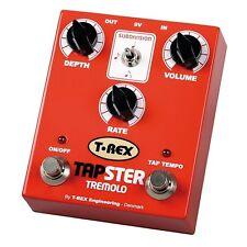 Pedal effect T-REX Tapster Tremolo