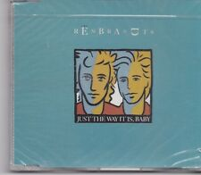 The Rembrandts-Just The Way It Is Baby cd maxi single sealed