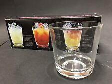 6x ABSOLUT Vodka Grcic Tumbler Glas Gläser NEU OVP Cocktail
