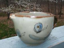 Vintage Ken Edwards KE Mexico Mexican Pottery Creamer small Pitcher