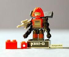Kre-O Transformers 2013 Series 4 Mini Figures Micro Changers Iceberg