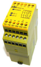PILZ PNOZ X3 3S/1O MONITOR E-STOP UNIT & SAFETY GATE IDENT. NR. 774310