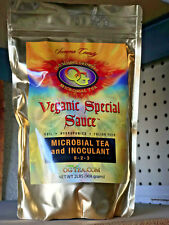 Og Old School Growers Microbial Tea & Inoculant Veganic Sauce 2lb (exp 6/15/19)