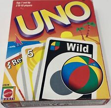 Holiday Fun UNO Game with Hot Summer Graphics!