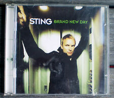 MUSIQUE CD  Album * STING - BRAND NEW DAY * !!