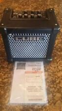 Roland Micro Cube Battery Powered Guitar Amplifier | M-CUBE-GX with 8 DSP Effect