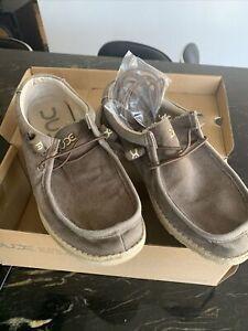 Mens Preowned  Wally Dude Shoes Uk 9