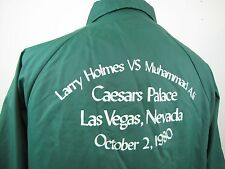 RARE Larry Holmes VS Muhammad Ali, October 2, 1980, Men's Large, Boxing, ALI