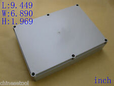 "New Plastic Project Box Enclosure Case Electronic DIY 9.449""x6.890""x1.969"""