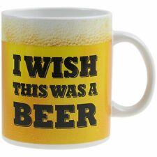 XL Beer Mug Coffee Tea Drink Novelty Office Gift Large Cup Mens Secret Santa