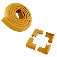 HOT~BABY HOME SAFETY CORNER PROTECTION  DESK TABLE SOFT COVER PROTECTORS ROLLS
