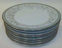 8 Vintage Noritake China Meredith #5918 Salad Dessert Plates MIJ