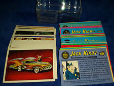 Jack Kirby - 1994 Comic Images # 1-90 Complete Set