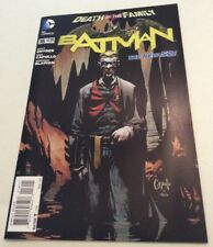 Batman Death Of The Family #16 The New 52