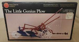 1992 ERTL The Little Genius Plow Precision Series 2