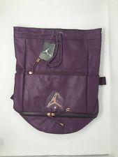 NWT Nike Air Jordan Skyline City Portage Bag Purple 9A0023-P3D NEW