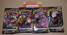 1 Pokemon Booster Pack S&M 11 *Bund Der Gleichgesinnten* in deutsch  NEU & OVP