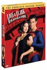 Lois and Clark The Complete Second Season - DVD Region 2