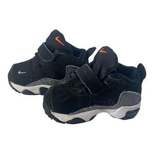 Toddler Nike Turf Raider (TD) Baby Shoes Size 6C 6 Child 599815-001 Kids Black