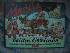 Mecki bei den Eskimos Bilderbuch Kinderbuch 2001