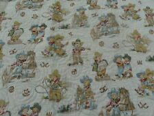 Handmade Quilt Blanket Cowgirls & boys pink camo for Baby Girl's room