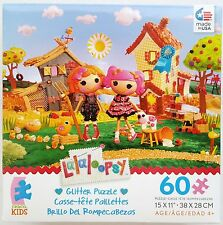 CEACO® KIDS 60pc LALALOOPSY • SUNNY SIDE UP & BERRIES JARS 'N' JAM PUZZLE JigSaw