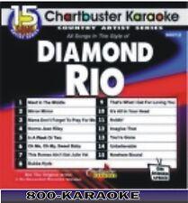 Chartbuster Karaoke Artist Series CD+G #9012 Diamond Rio v.1 15 Song kareoke cdg